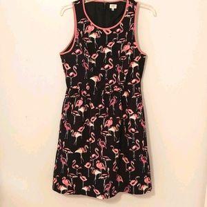 Crown & Ivy Flamingo Dress